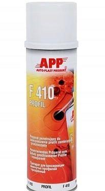 APP F410 preparat do profili przezroczysty