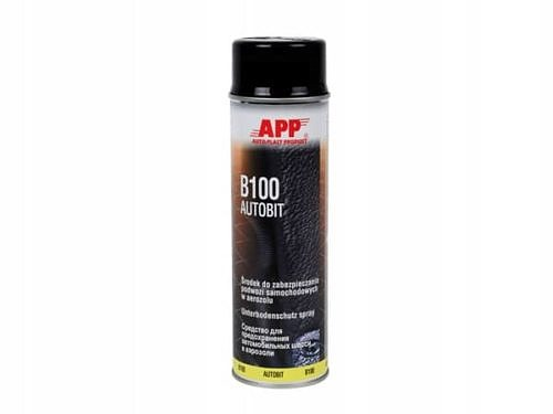 masa bitumiczna b100 APP