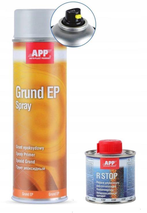 RSTOP APP i GRUNT EP